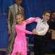 Чемпионы First Capital 2013 (Украина, Харьков, Городской Дворец Спорта) Степан Удовиченко и Ирина Боцюра