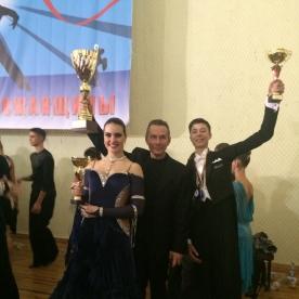 Чемпионы Кубка Венского Вальса 2017