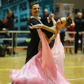 Степан Удовиченко и Ирина Боцюра. DanceBreeze